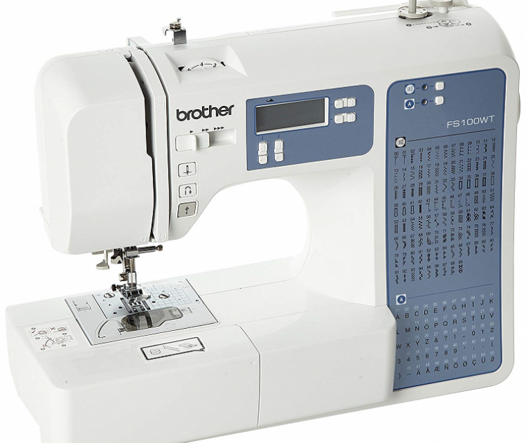 Máquina-de-coser-Brother-FS100WT